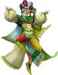 DFF2015 Kefka costume 4