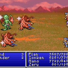 Drain1 cast on all enemies in <i><a href=