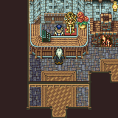Narshe's Armor Shop (GBA).
