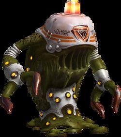 FFXIII enemy Flanitor