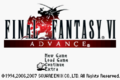 Ffvi advance title screen.png