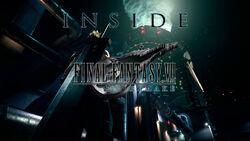 Inside Final Fantasy VII Remake title