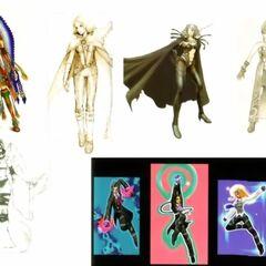 Dressphere concepts.