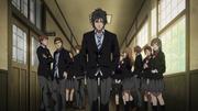 Noctis In School