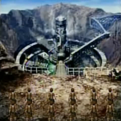 Corel Reactor in <i>Before Crisis -Final Fantasy VII-</i>.
