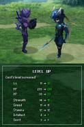 FFIVDS Dark Knight Cecil Level Up Pose