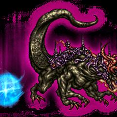 Ultima Buster (Nightmare) & Mana Sphere.