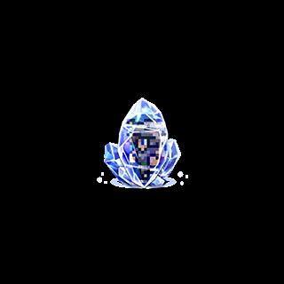 Berserker's Memory Crystal II.