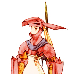 Female Dragoon.