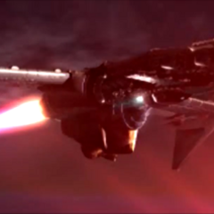 Emergency <i>Highwind</i> in an FMV.