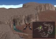 Obel Lake quest bird nest rock location from FFVIII Remastered