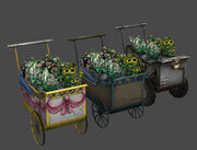 RenderFlowerWagons