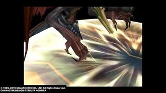 """Squall Renzokuken """"Fated Circle"""" from FINAL FANTASY VIII Remastered"""