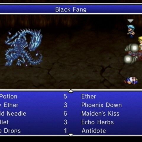 Black Fang (Wii).