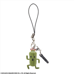 <i>Theatrhythm Final Fantasy</i> mascot strap.