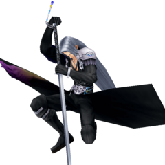 Аллюзия в <i>Dissidia Final Fantasy</i>.