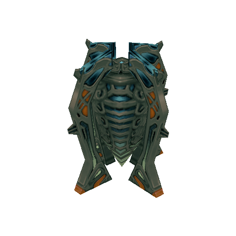 Model for a disguised Mimic.