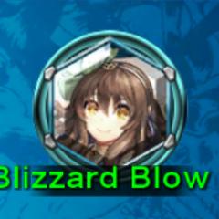 Medusa (Blizzard Blow I).