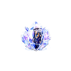 Angeal's Memory Crystal III.