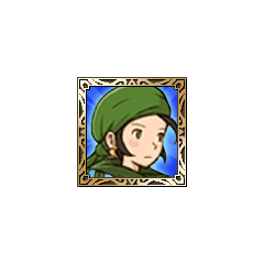 Hume Thief portrait in <i>Final Fantasy Tactics S</i>.