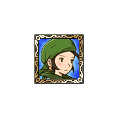 Hume Thief portrait in <i>Final Fantasy Tactics S</i>.