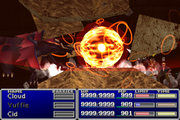 FFVII Dark Dragon Breath