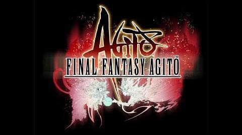 FINAL FANTASY AGITO Announce Trailer