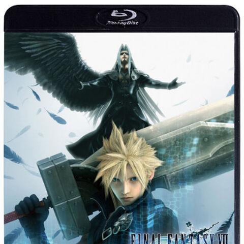 Японская Blu-ray обложка.