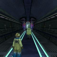 Maechen en <i>Final Fantasy X-2</i>.