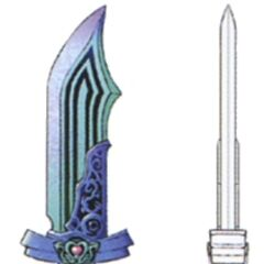Mythril Dagger in <i>Final Fantasy IX</i>.