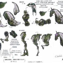 Odin concept design.