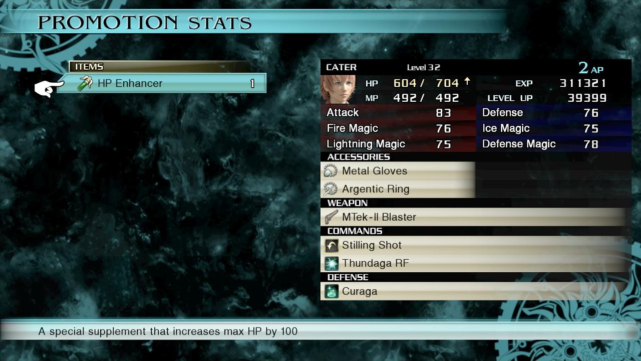Stat growth | Final Fantasy Wiki | FANDOM powered by Wikia