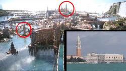 Accordo Venise comparaison