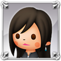 DFFNT Player Icon Tifa Lockhart TFF 002