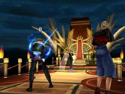FFVIII Astral Punch