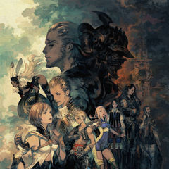 <i>Final Fantasy XII The Zodiac Age</i> <small><small>(PlayStation 4)</small></small>