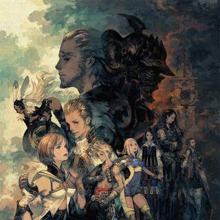 Promotional artwork by Akihiko Yoshida.