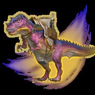 FFXIV Tirannosauro