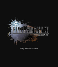 FFXV OST Front