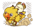 LINE Chocobo Sticker2