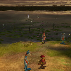 Moonflow show in <i>Final Fantasy X-2</i>.
