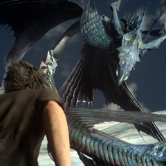 Noctis and Leviathan.