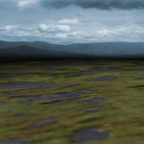 Battle background for the marshes.