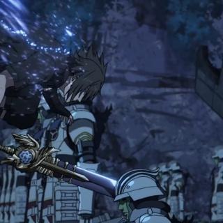 Noctis warp-strikes in <i><a href=