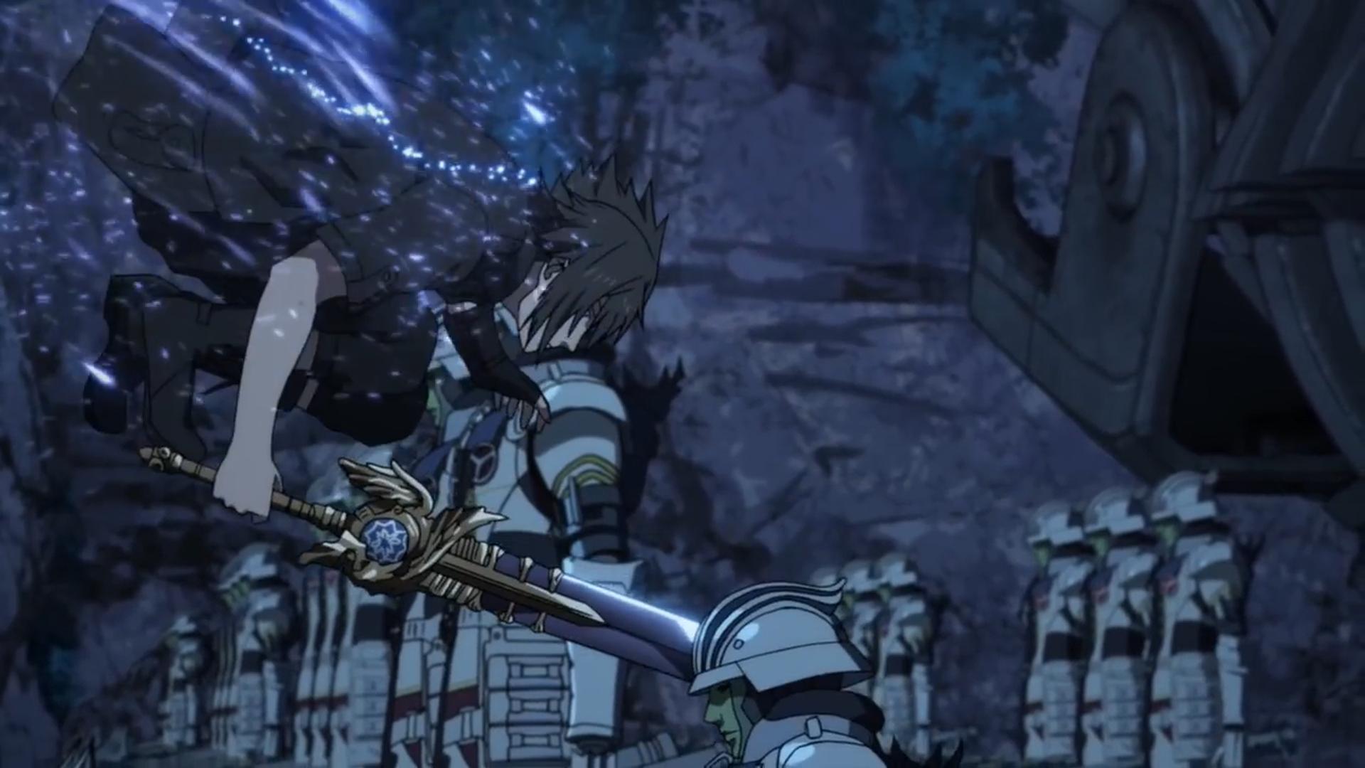 Noctis Brotherhood: Image - Brotherhood-FFXV-Noctis-Warpstrike.png