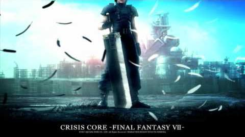 CRISIS CORE -FFVII- OST 1-31 - Why (CCFFVII Mix)