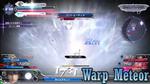 DFF2015 Warp Meteor