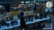 Drawing-Pottery-Shop-Lestallum-FFXV