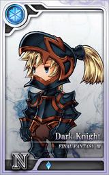 FF3 Dark Knight N I Artniks