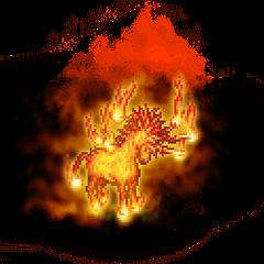Ultimate+ Firemane.